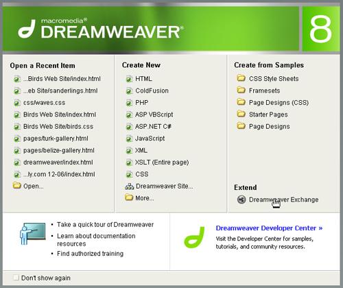 Web site schema in dreamweaver 2. 0 | download scientific diagram.