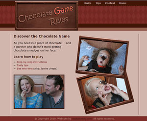 Chocolate Game