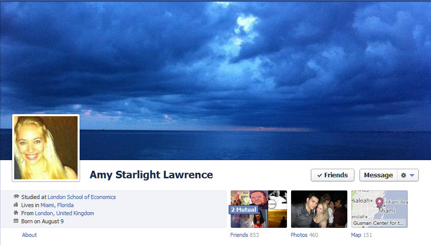 Amy Starlight Lawrence