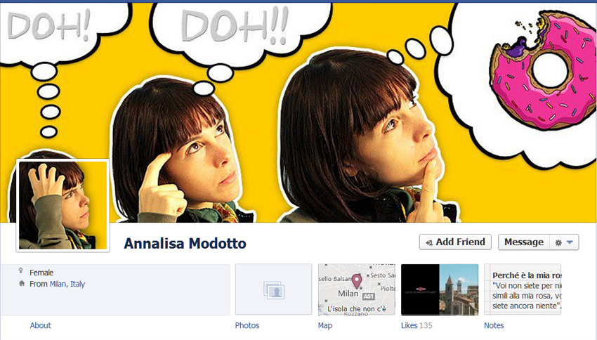The Cool Kids: Creative Facebook Timeline Cover Designs