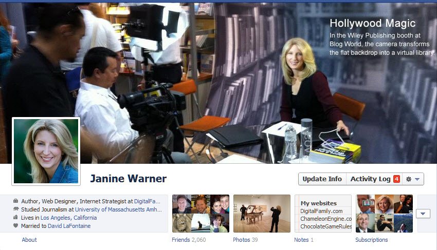 Janine Warner