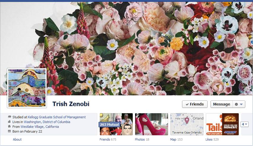 Trish Zenobi