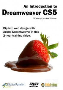 Dreamweaver CS5 Crash Course Part 1