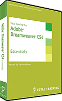 Dreamweaver CS4 Training Video