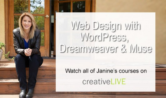 Web-Design-courses-with-Janine-Warner