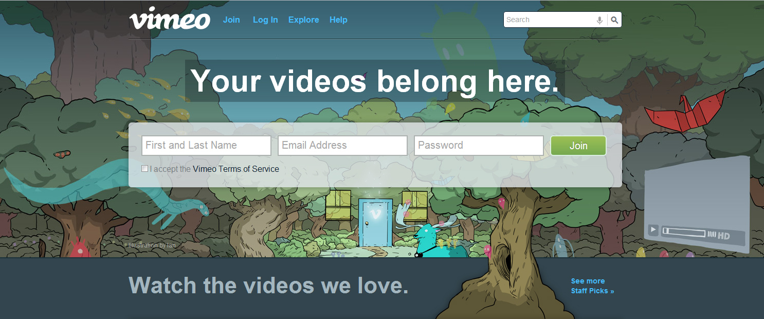 Using Dreamweaver to embed video hosted on Vimeo or YouTube -