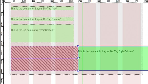 create multiple columns with fluid grid layouts