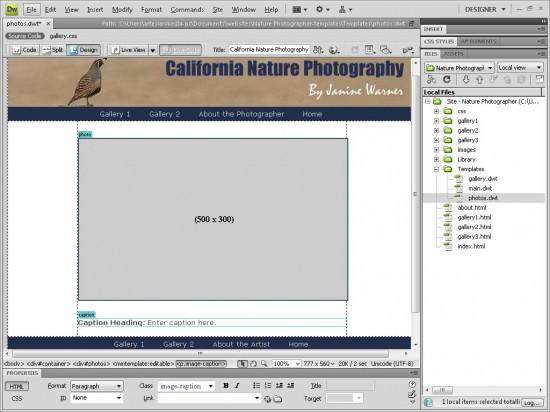 Dreamweaver cs3 template not updating
