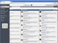 Hootsuite social media management