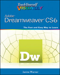 Teach Yourself Visually - Adobe Dreamweaver CS6