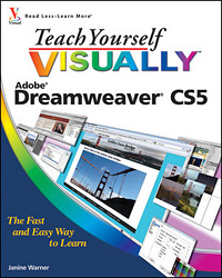 Teach Yourself Visually Adobe Dreamweaver CS5