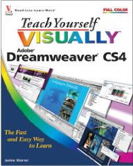 Teach Yourself Visually - Dreamweaver CS4