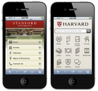 Mobile Web Design Examples