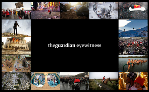 The Guardian Eyewitness