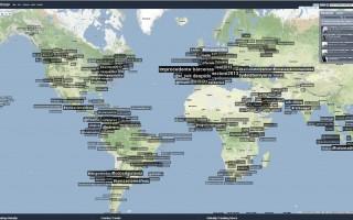Trendsmap