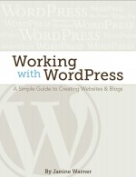 Working with WordPress cover
