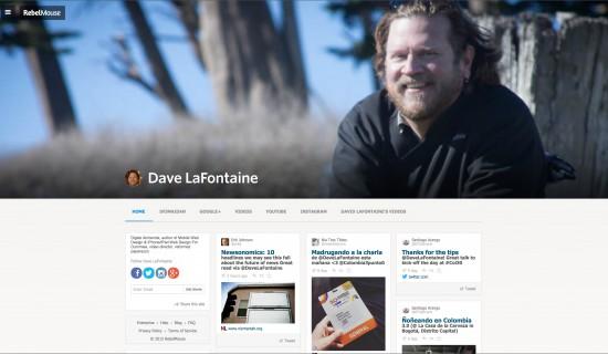 rebelmouse dave lafontaine profile