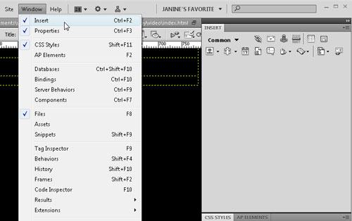 how to use dreamweaver cs6 pdf