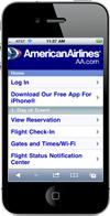 AA Web App